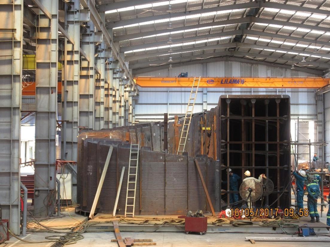 Nhan Hac Hydropower Plant